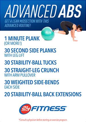 three ab routines to build a strong lean