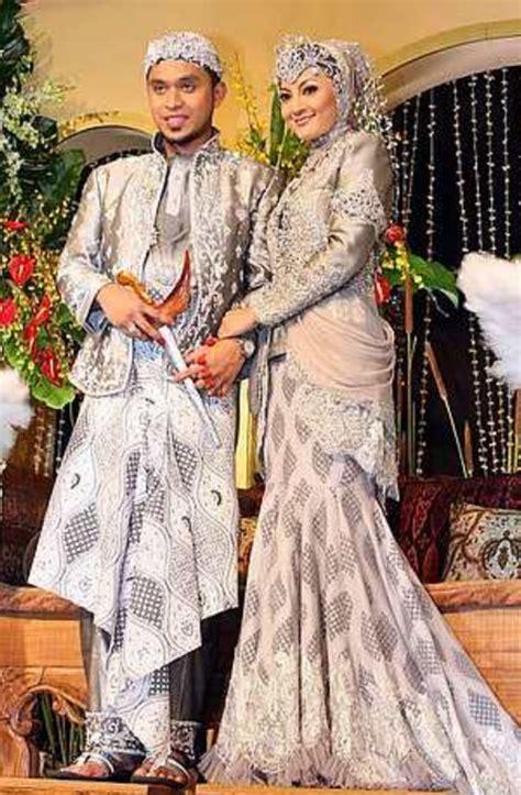 pattern baju pengantin 2016 7 gaun pengantin jawa muslimah simple terbaru 2017