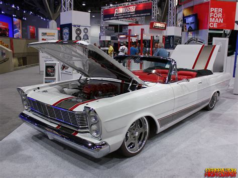Garage Paint Booth Design flowmaster 1965 ford galaxie by kindig it customs genho