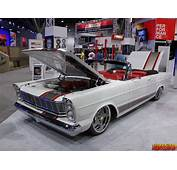 Flowmaster 1965 Ford Galaxie By Kindig It Customs