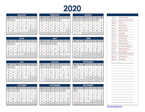germany yearly excel calendar  printable templates