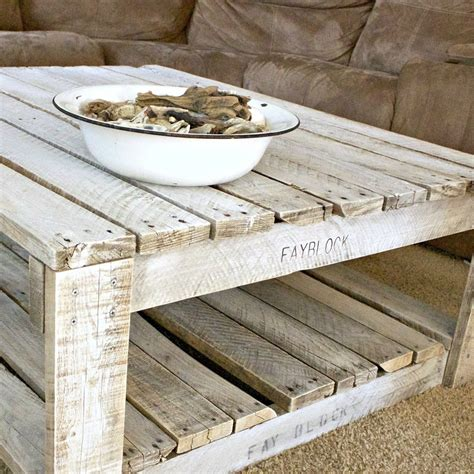 whitewash a pallet table 183 how to make a pallet table