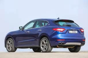 Suv Levante Maserati 2016 Maserati Levante Review Can Maserati Really Make An