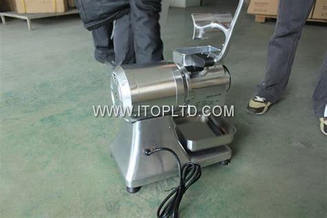Parutan Keju Wadah dengan wadah stainless steel otomatis industri listrik