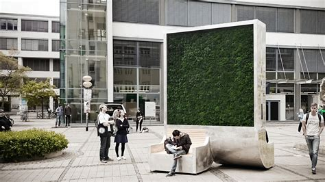 city tree city tree of future that helps reduce air pollution in