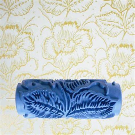paint rollers with designs aliexpress buy sale diy 5 quot 3d rubber decorative