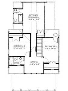 Southern Style Home Floor Plans Southern Style Tiny House With Plans 1