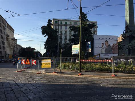 cantiere porta vittoria porta vittoria il cantiere di piazza 5 giornate