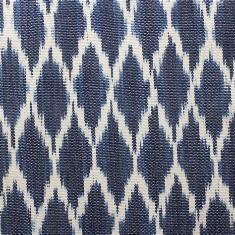 ikat pattern toliman ikat fabric indigo textiles