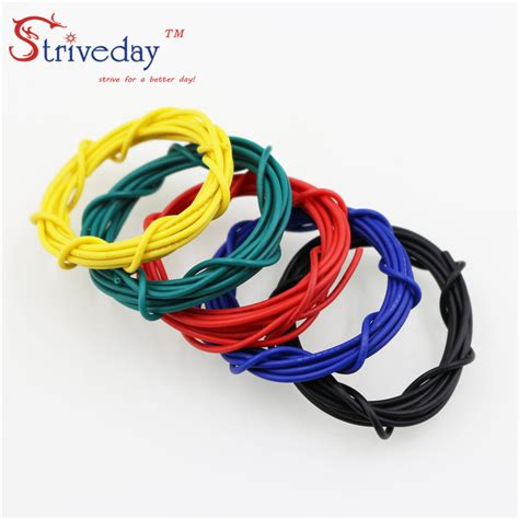 aliexpress buy striveday 1007 20 awg cable copper