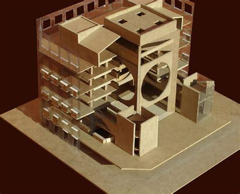 Louis Kahn Floor Plans by Patrick Marsden Arch1390 Architect Louis Kahn Phillips