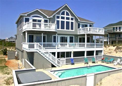 obx rental houses outerbanks beach houses house decor ideas