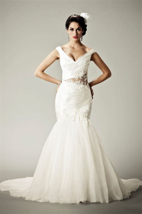 Pretty Wedding Dresses by 2012 Wedding Dresses Matthew Christopher Bridal Gown