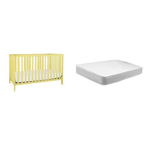 Hypoallergenic Crib Mattress Union 4 In 1 Convertible Crib Davinci Twilight Hypoallergenic Deluxe Crib Mattress