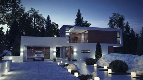 house architecture style house design ideas modern magazin