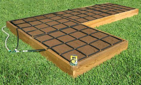 Raised Bed Vegetable Garden Plans Home Design Ideas » Ideas Home Design