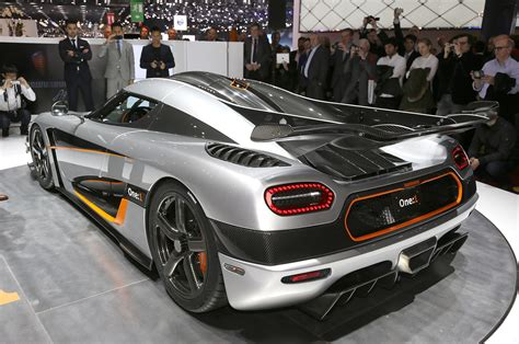 one 1 koenigsegg koenigsegg agera one 1 rear three quarters photo 2