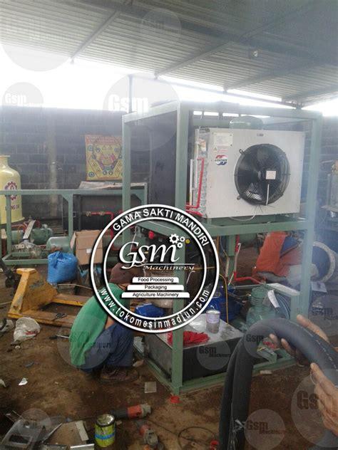 Freezer Kapasitas 1 Ton mesin produksi toko alat mesin usaha