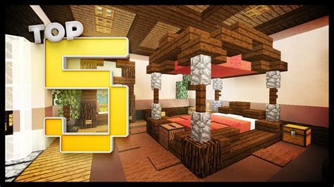 minecraft bed designs minecraft bedroom designs ideas youtube