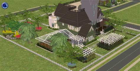 practical magic house plans mod the sims practical magic the owens house