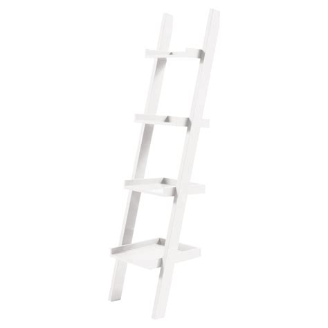 White Ladder Bookcase by Look With White Ladder Bookcase Doherty House