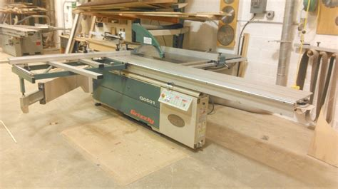 used grizzly g0501 sliding table saw used picture framing