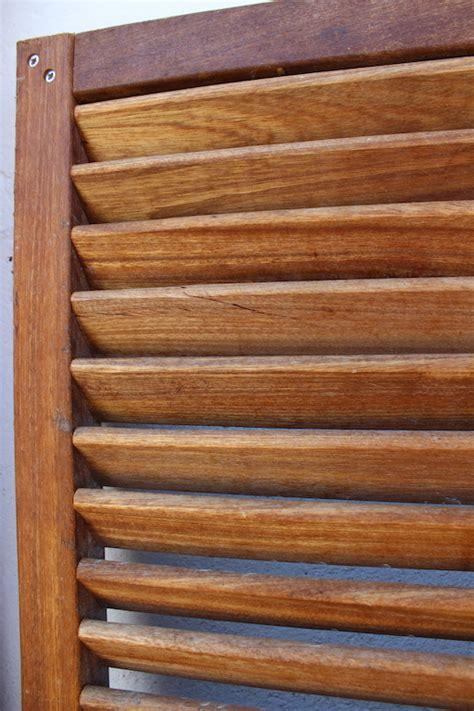 panneaux treillis bois panneau persienne en bois exotique mod 232 le louvre treillis