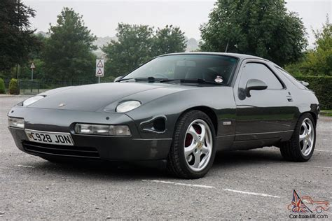 porsche 928 custom porsche 928 s series 4 1991 auto metaltic grey custom