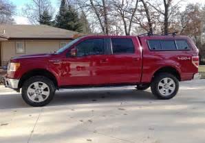 i got new tires bfgoodrich all terrain t a ko2 ford