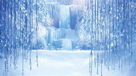 wallpaper neve frozen hd hintergrundbilder frozen eis schnee winter wasserfall