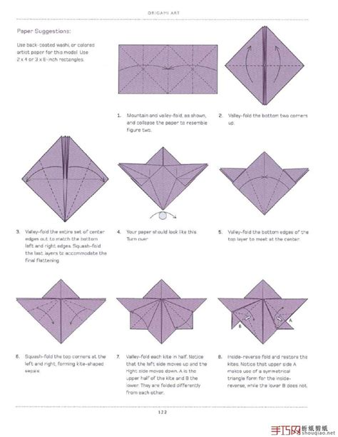 How To Design Origami Models - origami orchid flower folding origami