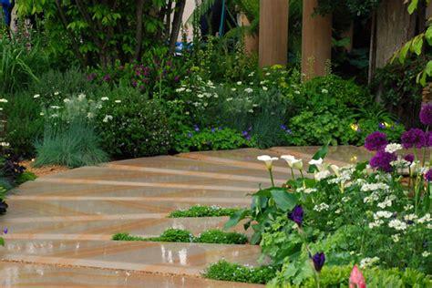 The Time Garden by The Stanley Garden Cox Garden Designs