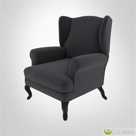 Free Armchair by Free Upholstered Armchair Free 3d Model Max Obj Fbx