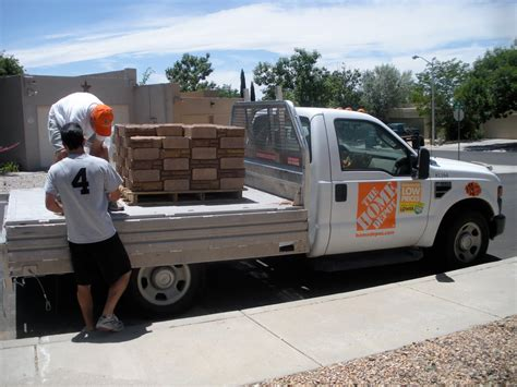 home depot rent a truck bukit