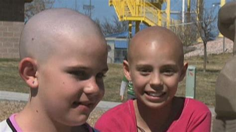 shaves head for cancer teaching grownups cancer charity says school can learn