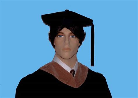 Mba Regalia by The Academic Hat And And Doctoral Tam By Cap And Gown Shop