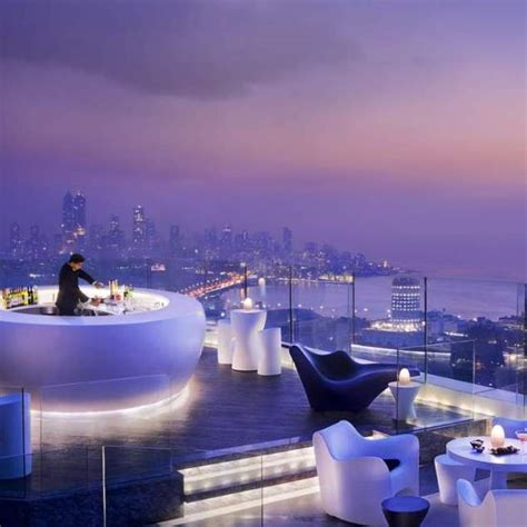 top rooftop bars aer at the four seasons mumbai rooftop bars askmen