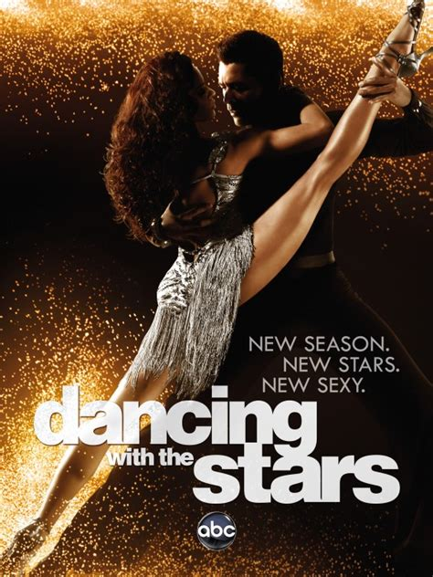 official dancing   stars season  poster pure dancing   stars