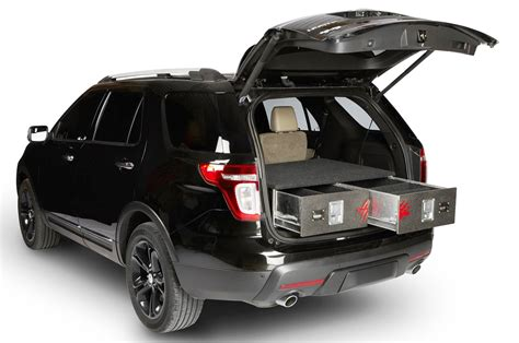 Cargo Drawers For Suv by Cargoease Truck Bed Lockers