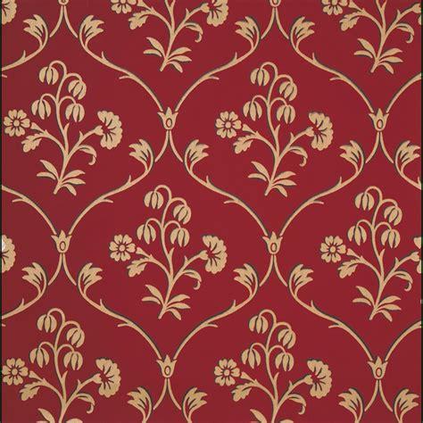 Little Green Wallpaper Uk | little greene cranford wallpaper cherry gold