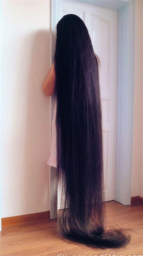 How To Grow Floor Length Hair by 75 B 228 Sta Bilderna Om Hair P 229 Rapunzel