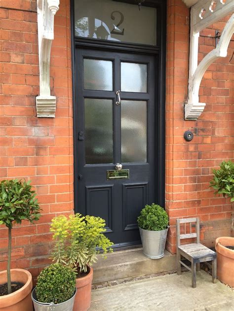 Front Door Railings Modern Country Style Farrow And Front Doors And Finding Your New Home