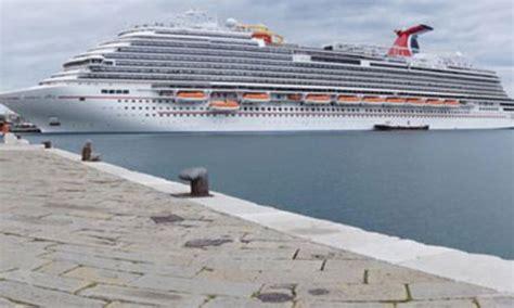 porto grande siracusa siracusa porto grande inaugurata la banchina per navi da