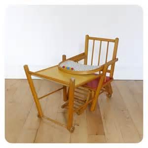 chaise haute b 233 b 233 vintage