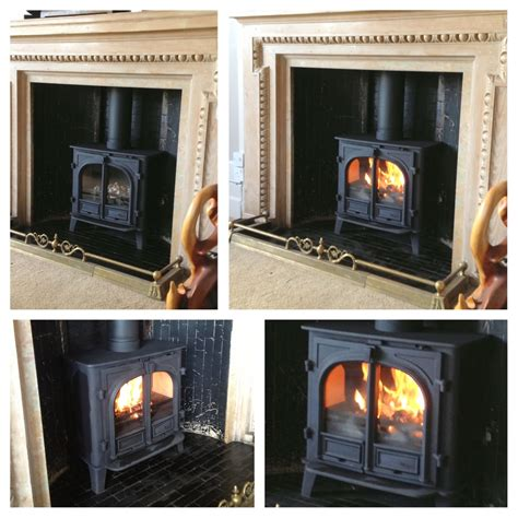 Cast Iron Fireplace Installation stove installation photos exles of our work firecrest