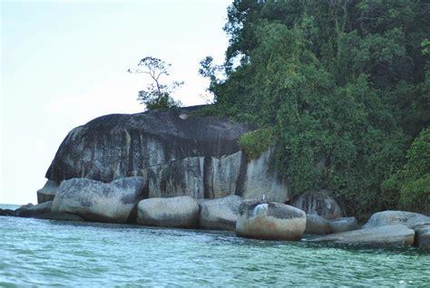 menyusuri perairan pulau pangkor kendatipun sekadar