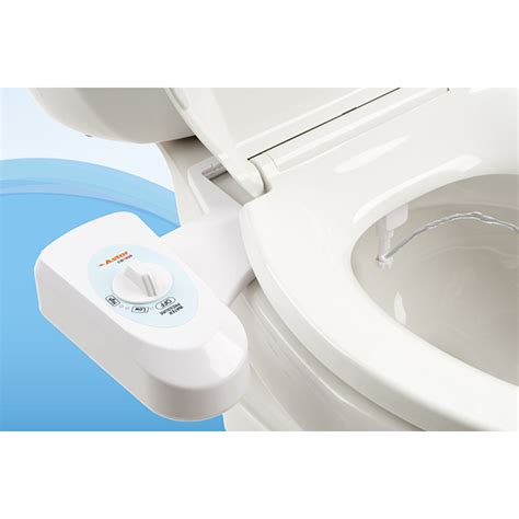 Non Electric Bidet Toilet Seat Non Electric Bidet Toilet Seat Attachment Drunkmall
