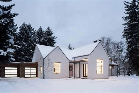 nordic style house the private house hillsden in scandinavian style in salt