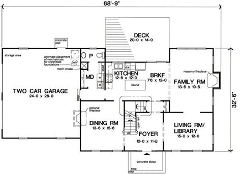 mudroom house plans i like
