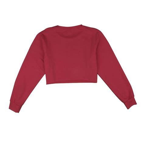 Sweater Hoodie Top Sleeve Hoodie Sweatshirt Sweater Casual Crop